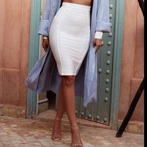 House of CB bandage skirt. Size XS